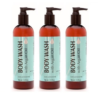 Argan Oil Body Wash (Pack of 3)