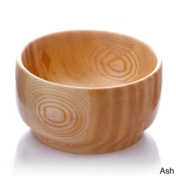 Artisans Domestic Hand Turned Wooden Bowls