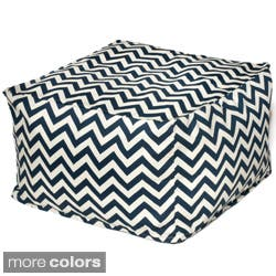 Chateau Designs Outdoor Bean Bag Ottoman|https://ak1.ostkcdn.com/images/products/7917952/Chateau-Designs-Outdoor-Bean-Bag-Ottoman-P15295434.jpg?impolicy=medium