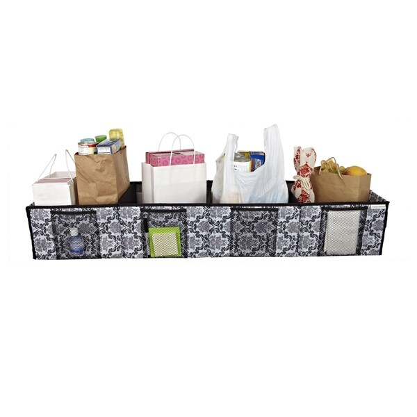 Laura Ashley Expandable Foldable Trunk Organizer Free Shipping On Orders Over 45 Overstock