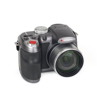 AGFAPHOTO Selecta 16 Titanium Gray 16 MP Digital Camera with 15x Optical Zoom