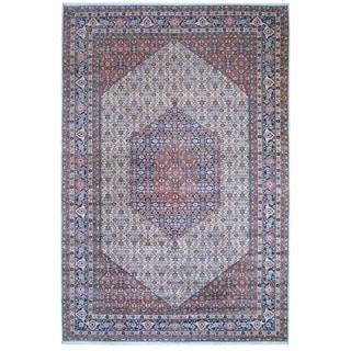 Herat Oriental Indo Hand-knotted Bidjar Wool Rug (12'11 x 19'5)