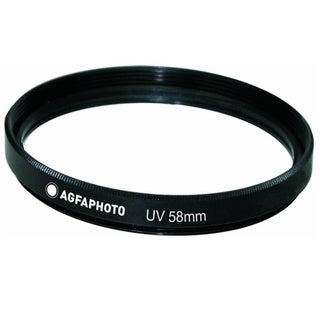 AGFA APUV58 Ultra Violet (UV) Glass Filter 58mm