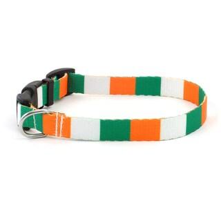 PatriaPet Irish Flag Dog Collar