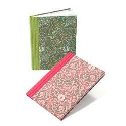 Handmade Floral Fantasy Journals (India)