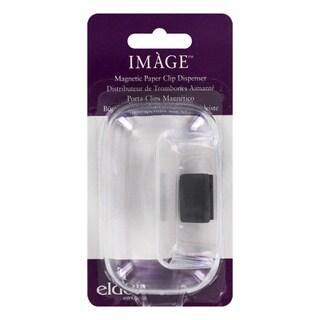 Eldon Workspace Image Magnetic Clear Paper Clip Dispenser