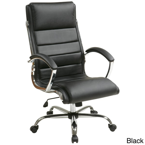 Bassett Inspired Office Chair Inspired by Bassett Ellis Executive Chair - Free Shipping Today ...