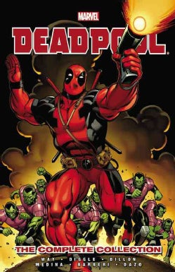 Deadpool by Daniel Way the Complete Collection 1 (Paperback)