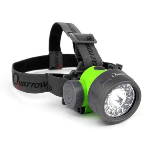 Quarrow Fishing Adjustable 70 Lumen Head Lamp