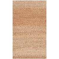 "Safavieh Casual Natural Fiber Hand-loomed Sisal Style Natural Jute Rug - 2'3"" x 4'"