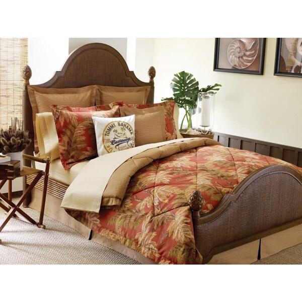 Tommy Bahama Orange Cay 4-piece Comforter Set