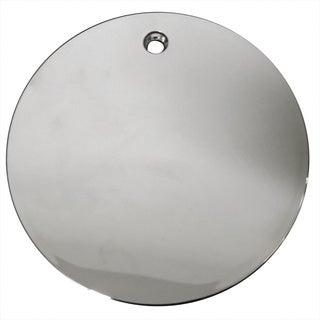 Silvertone Single Hole 6.25-inch Center Cap