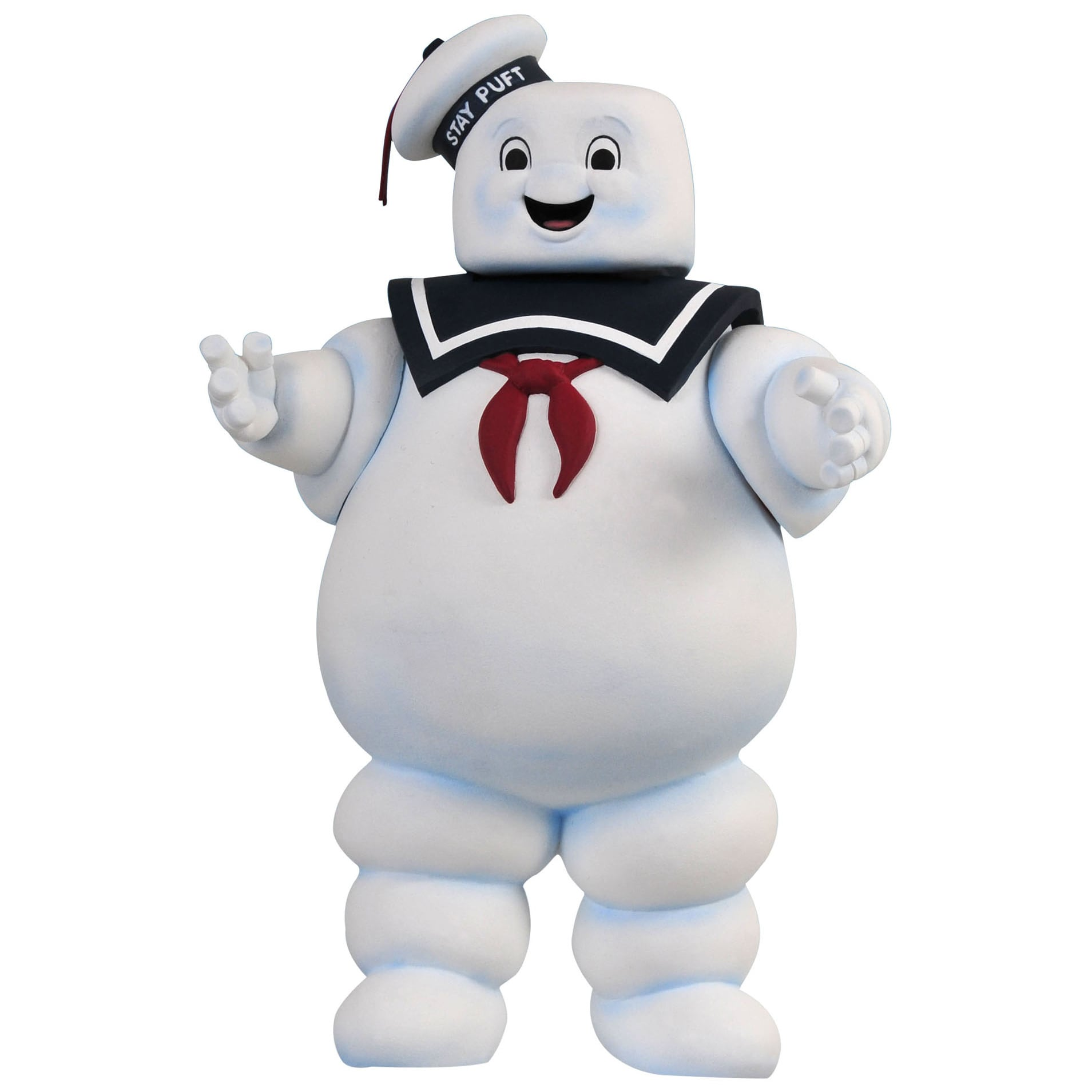 Ghostbusters Stay Puft Marshmallow Man Bank (699788809754...