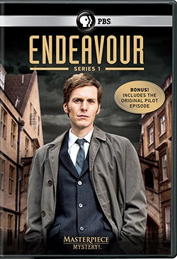 Masterpiece Mystery!: Endeavour: Series 1 (DVD)