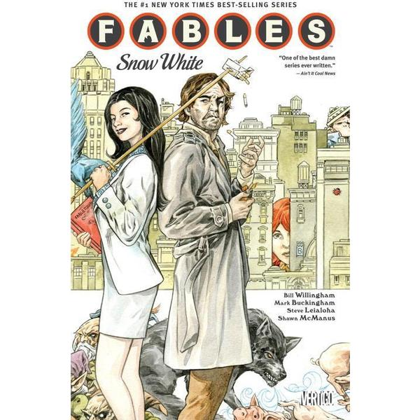 Fables Snow White 19 (Paperback)