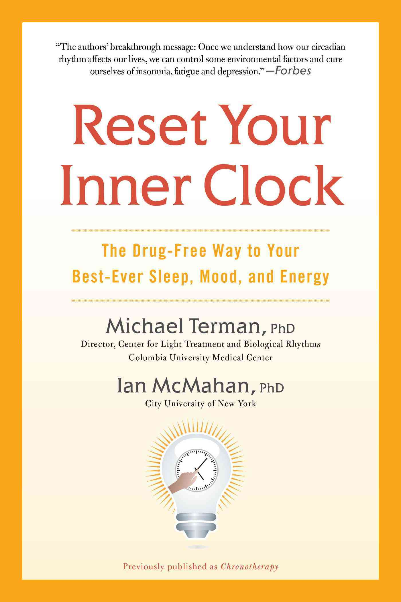 Reset your inner clock the drug free way to your best ever sleep