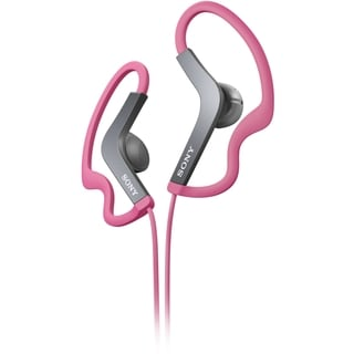 Sony Stereo Headphones; Pink