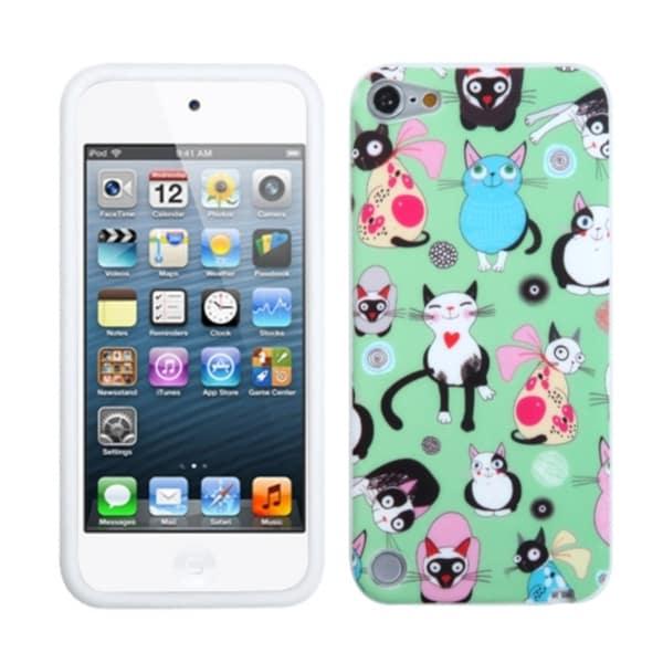 MYBAT Playful Cat Case for Apple iPod Touch Generation 5