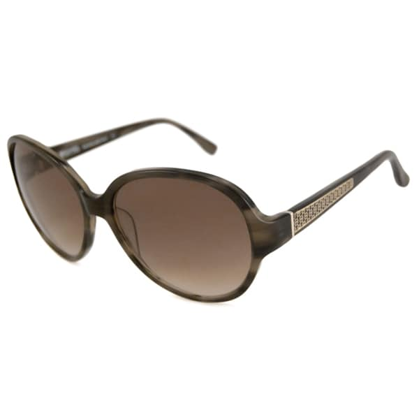 Michael Michael Kors Women's M2794S Karolina Rectangular Sunglasses