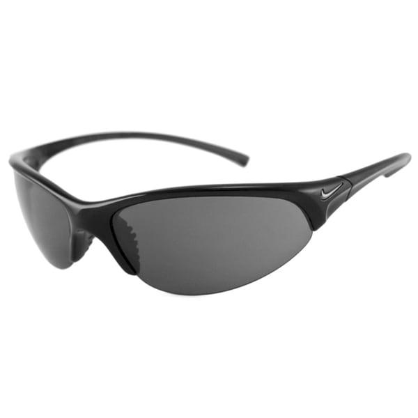 Nike Men's Skylon EXP RD 2 Black Wrap Sunglasses