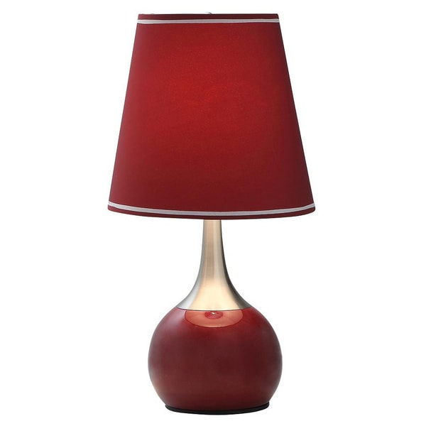 23-inch Modern Touch Lamp