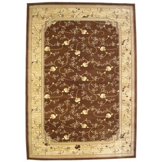 Bursa Brown Accent Rug (1'10 x 2'10)