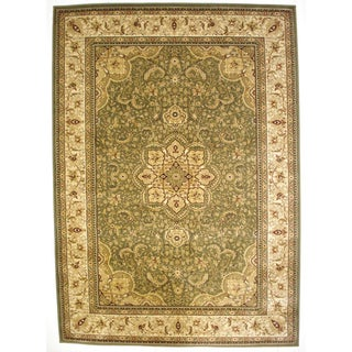 Bursa Green Accent Rug (1'10 x 2'10)