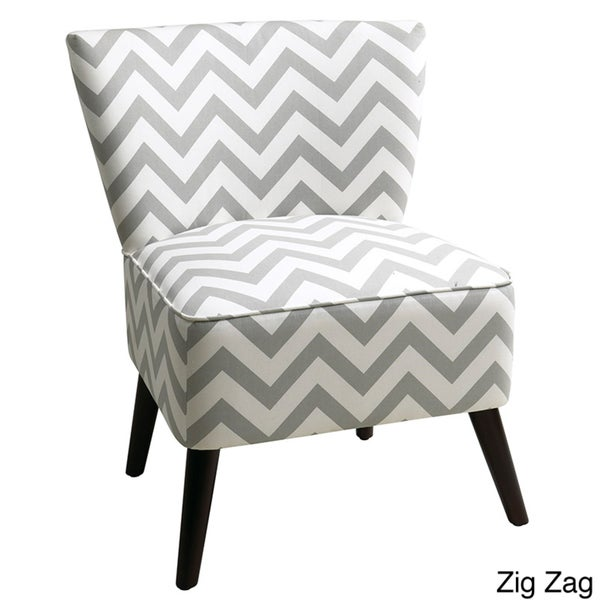 Apollo Decorative Fabric Accent Chair Free Shipping