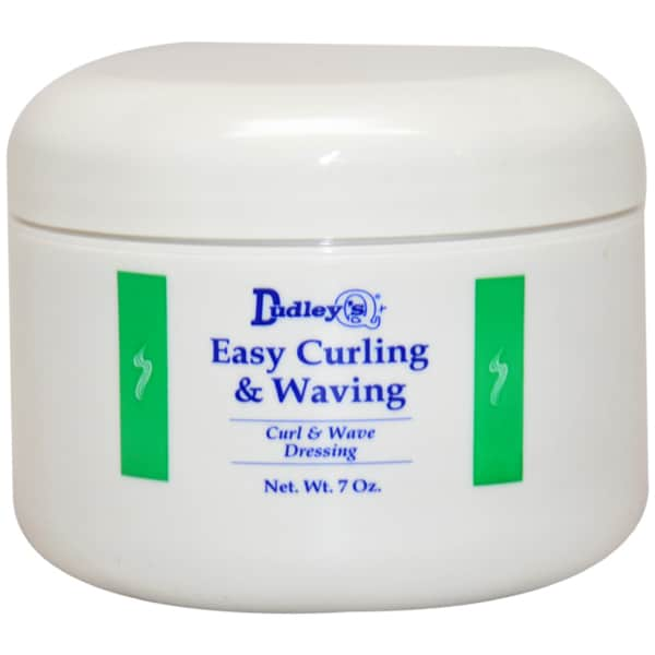 Dudley's Easy Curling & Waving 7-ounce Wax