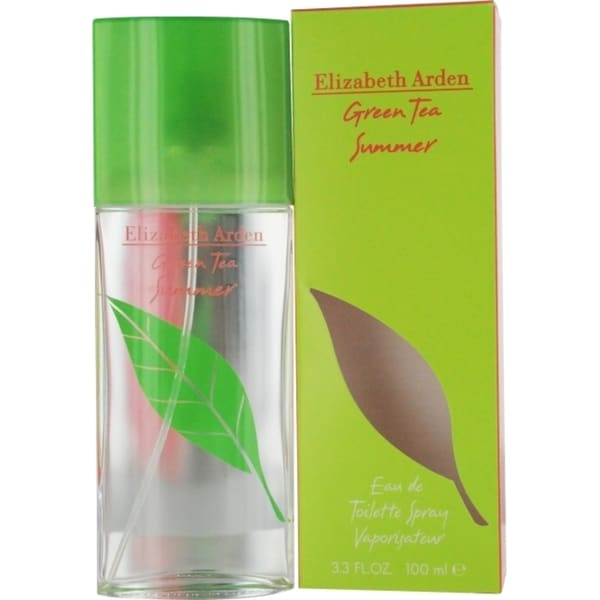 Elizabeth Arden Green Tea Summer Women's 3.3-ounce Eau de Toilette Spray