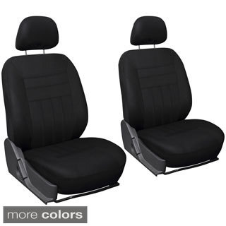 Oxgord 4-piece Universal Fit Cloth Bucket Seat Cover Set (More options available)