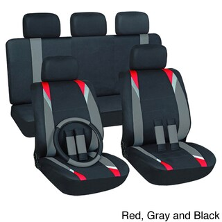 Oxgord Car Seat Cover 13-piece Set