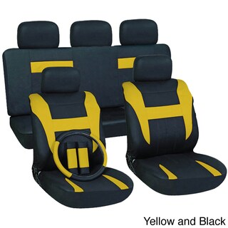 Oxgord Car Seat Cover 13-piece Set