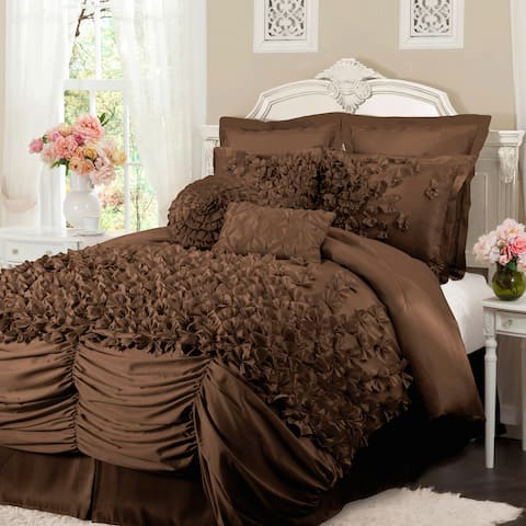 The Gray Barn Dogwood 4-piece Comforter Set