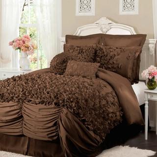 L'Amour Eternel Lucia 4-piece Comforter Set - Thumbnail 0