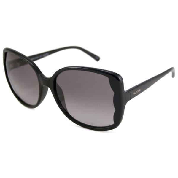 Valentino Women's V609S Rectangular Sunglasses