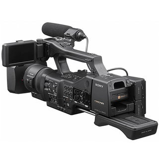 Sony NEX-EA50UH Camcorder with 18-200mm Servo Zoom Lens