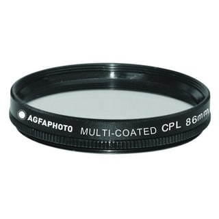 Agfa 86mm Digital Multi-Coated Circular Polarizing (CPL) Filter APCPF86