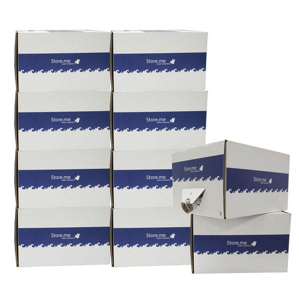 Store.me Water Solutions Boxes and Liners Kit (50 gallon)