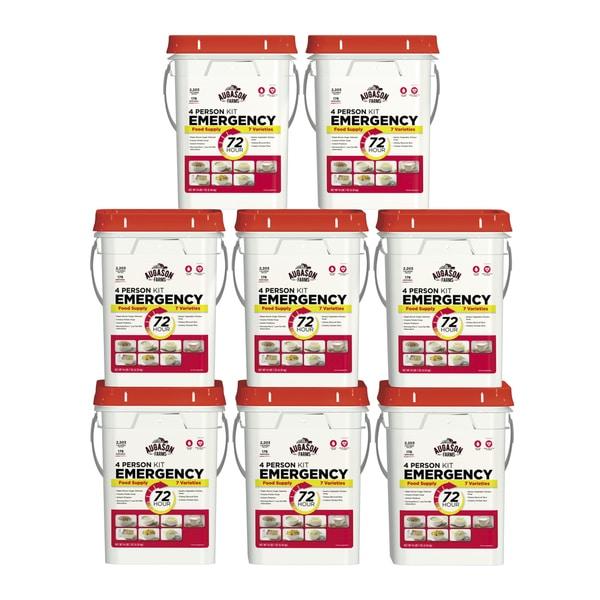 Augason Farms 1-Person 96-Day Emergency Food Storage Kit