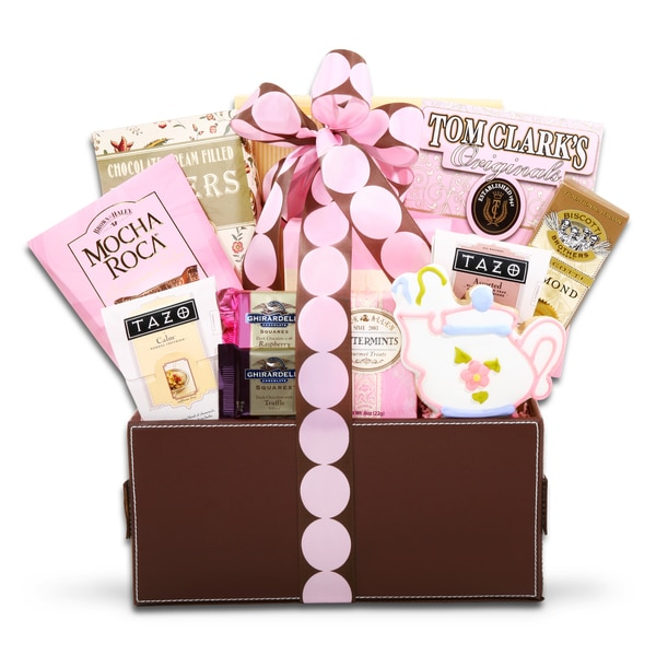 Pretty in Pink Gift Tray