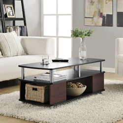 Ameriwood Home Carson Open Storage Coffee Table