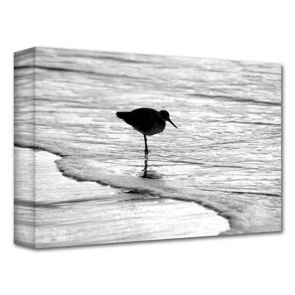 Dan Holm 'Standing Alone' Gallery-Wrapped Canvas