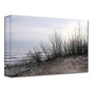 Dan Holm 'Sundown' Gallery-Wrapped Canvas