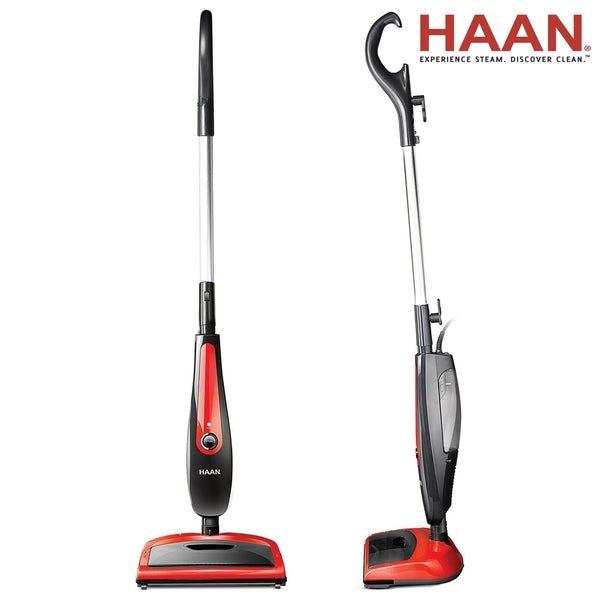 Shop Haan Hd 60 Total Sweeper And Floor Steamer