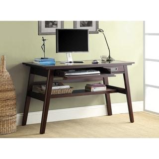 Classic Oak Wood Desk With Keyboard Tray 16291371