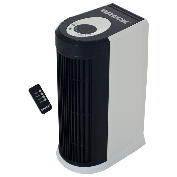 Oreck Refurbished Air Purifier with HEPA Pearl
