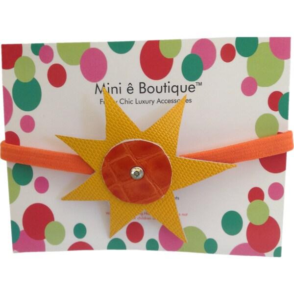 Mini e Boutique Sun Headband