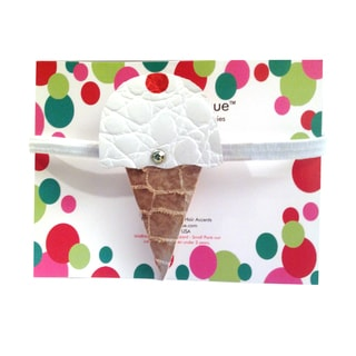 Mini e Boutique Ice Cream Cone Headband