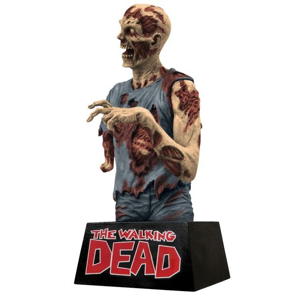 Diamond Select Walking Dead Zombie Bust Bank